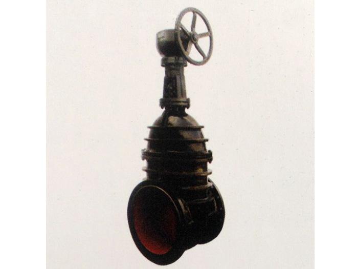 Z545T W-10 10Q伞齿轮传动楔式闸阀