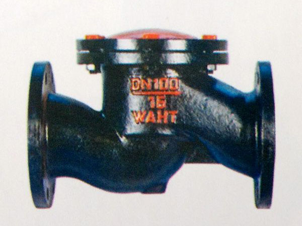 H41T W-16型升降式止回阀